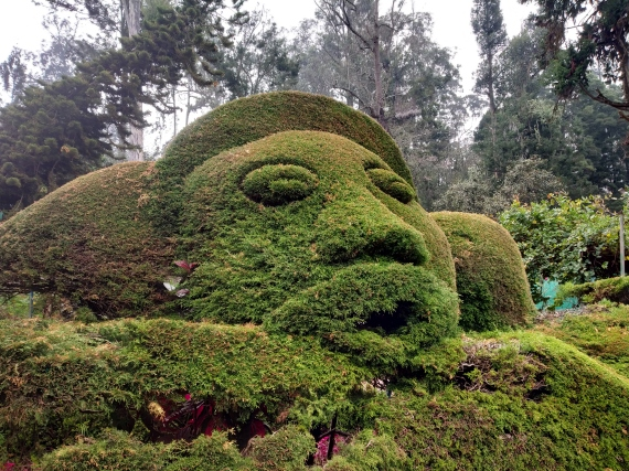 Green Art, Bryant Park
