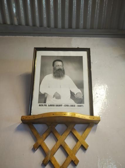 Founder of La Salette Chruch