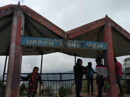 Upper lake view