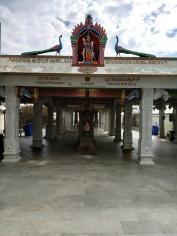 Sanctum sanctorum@Kurinji Andavar temple